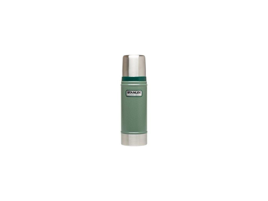 STANLEY Termoska Classic Series 473 ml Hammertone Green - MOAB store efdff336eb9