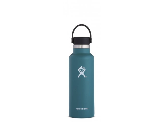 Hydro Flask 18oz Standard Mouth Jade termoláhev 532 ml