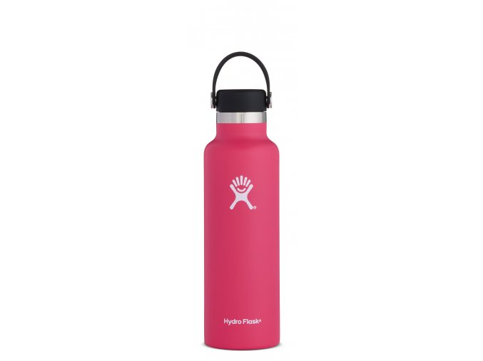 Hydro Flask 21oz Standard Mouth Watermelon termolahev 621 ml