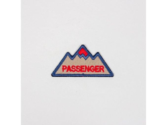 Passenger MOUNTAIN PATCH