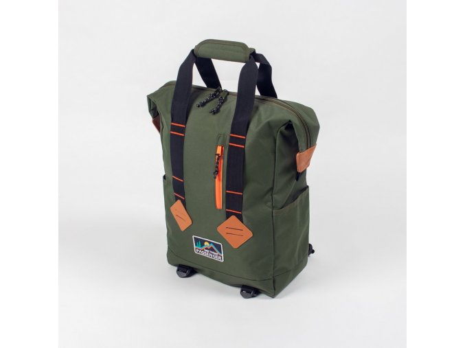 TRIP TRAVEL BACKPACK 30L OLIVE