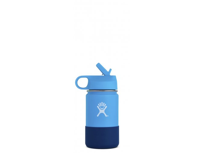 Hydro Flask 12oz Kids Wide Mouth Pacific 354 ml