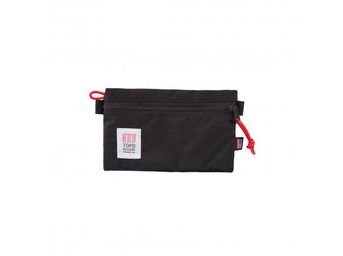 Topo Designs Accessory Bag Small Black