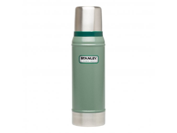 STANLEY Termoska Classic Series 750 ml Hammertone Green 1