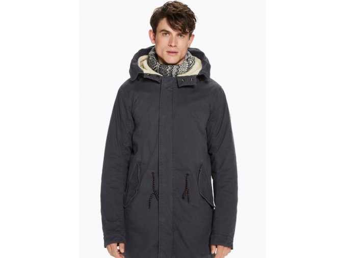 Teddy Lined Parka 3