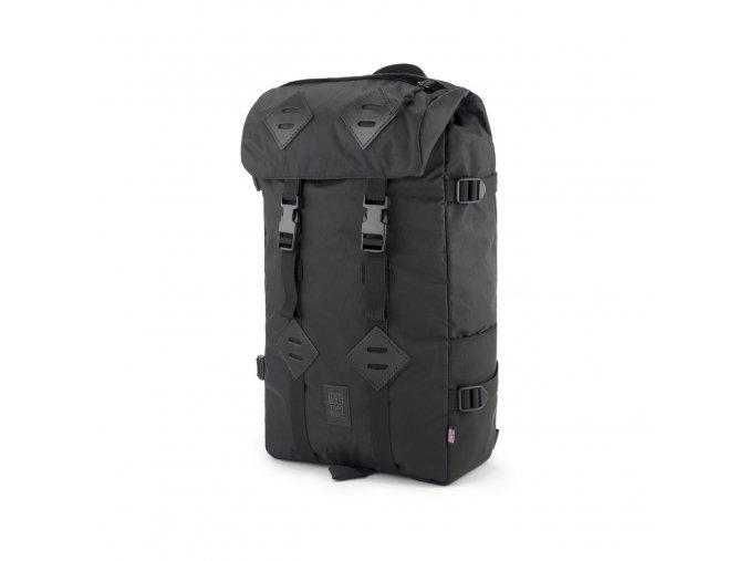 Topo Designs Klettersack Balistick Black