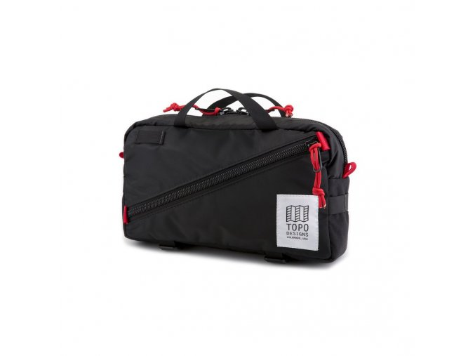 Topo Designs Quick Pack Black