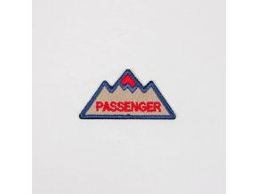 Passenger MOUNTAIN PATCH