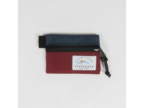 Passenger OUTBOUND TRAVEL WALLET RUSSET NAVY 1
