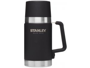 STANLEY Termoska na jídlo Master series 700 ml Foundry Black