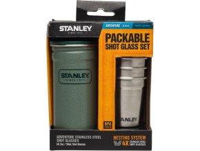 Stanley Adventure Series darkovy set 4 panaku v nerezovem pouzdre 1