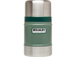 STANLEY jídelní termoska Classic Series 502 ml Hammertone Green 1