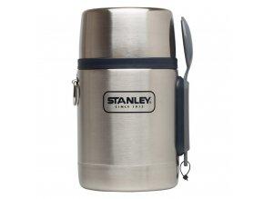 STANLEY jídelní termoska Adventure Series 532 ml s lžící 1