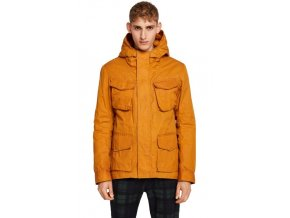 Scotch & Soda WAXED COAT 3