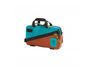 Topo Designs Mini Quick Pack Clay Turquoise