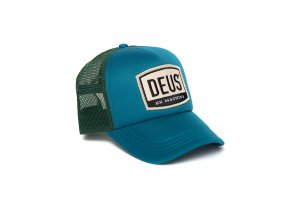 Deus Ex Machina Moretown Trucker Deep Teal