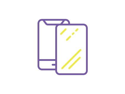 645 1 vymena skla iphone 8