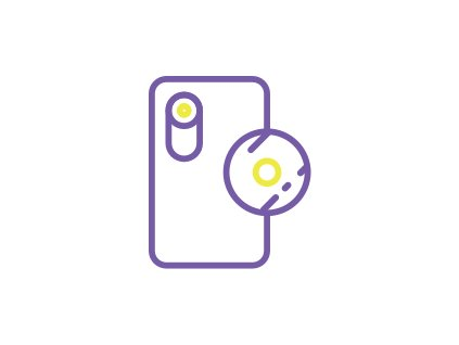 Výměna sklíčka kamery Samsung Galaxy M12