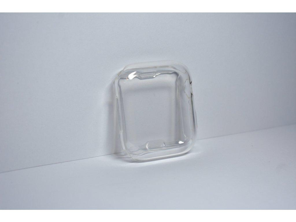 Průhledné ochranné pouzdro pro Apple Watch 40mm a 44mm