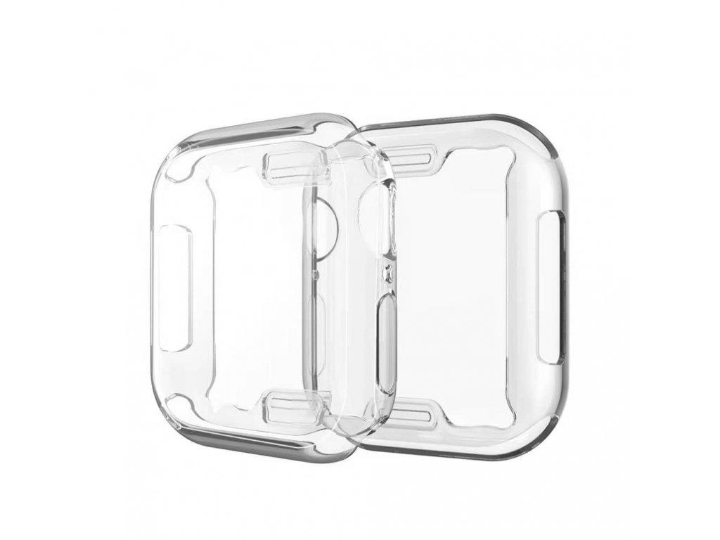 Ochranné pouzdro na Apple Watch průhledné