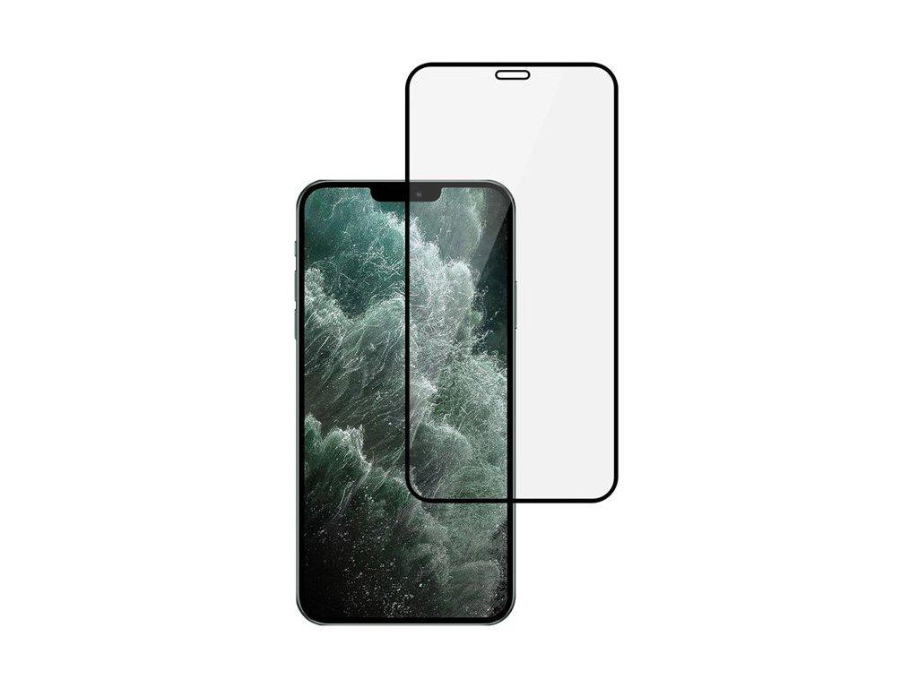 10D tvrzené sklo pro iPhone 12 Pro Max s vysokou tvrdostí a pokrytím celého displeje. Ochrání před poškrábáním iPhonu 12 Pro Max a proti prasklinám.