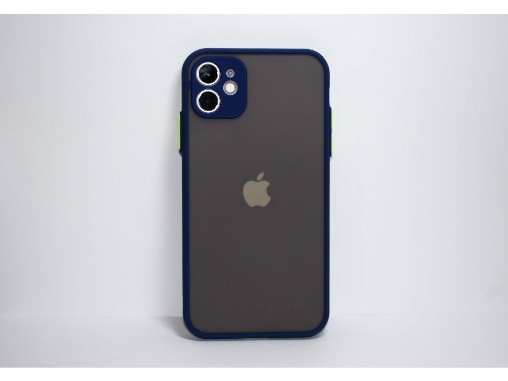 Tvrdý obal pro iPhone 11 s ochranou čoček