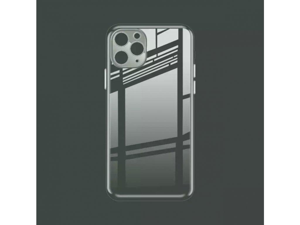 Průhledný silikonový kryt pro Apple iPhone Xs Max