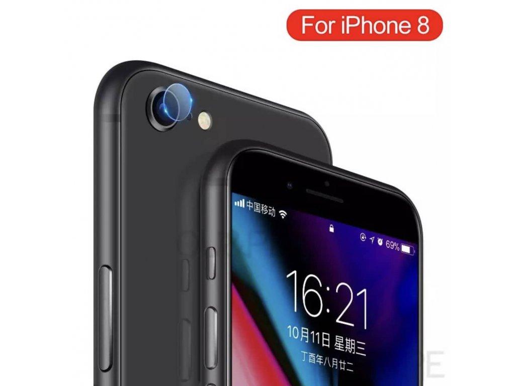 Ochranné sklo na čočku fotoaparátu pro Apple iPhone 8