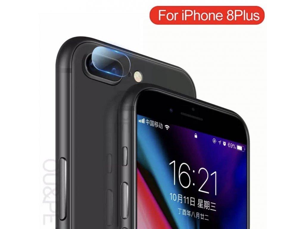 Ochranné sklo na čočku fotoaparátu pro Apple iPhone 8 Plus