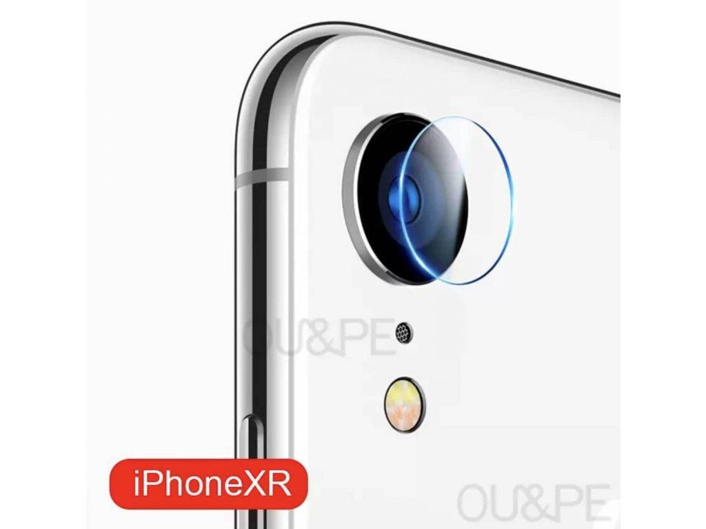 Ochranné sklo na čočku fotoaparátu pro Apple iPhone Xr