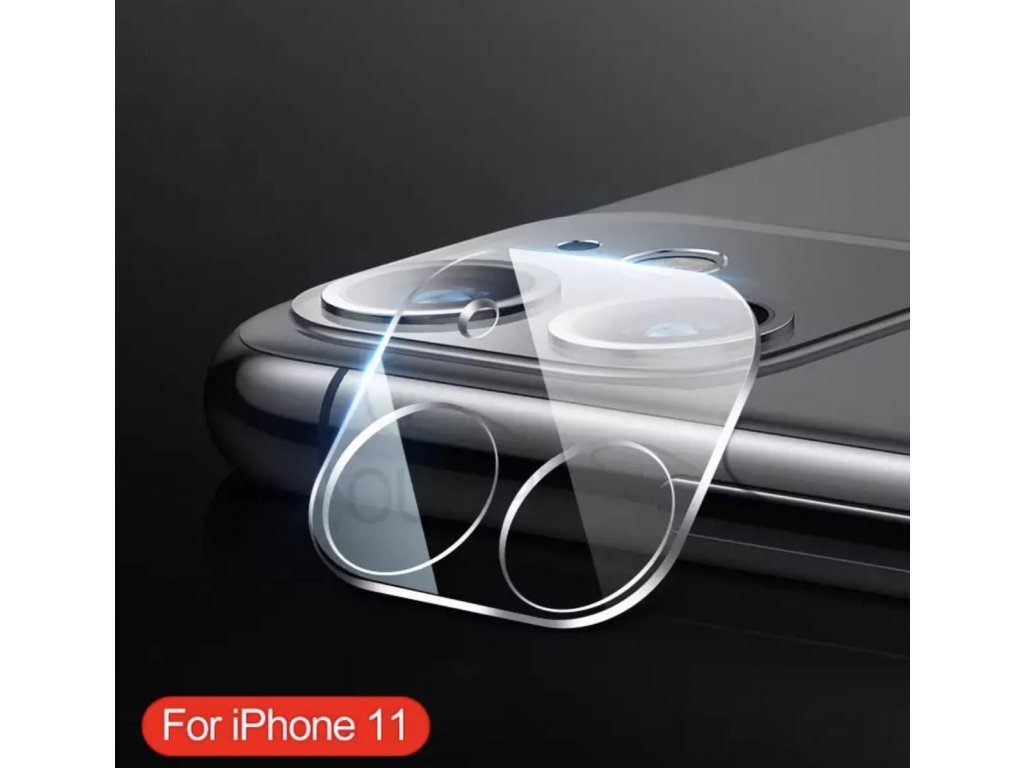 Ochranné sklo na čočku fotoaparátu pro Apple iPhone 11