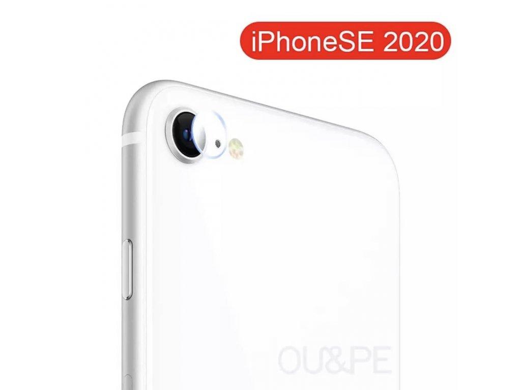 Ochranné sklo na čočku fotoaparátu pro Apple iPhone SE 2020