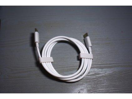 Oboustranný USB-C nabíjecí kabel 1m dlouhý
