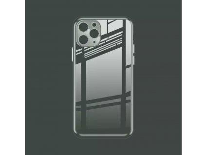 Průhledný tenký ochranný kryt pro Apple iPhone 12 Pro Max