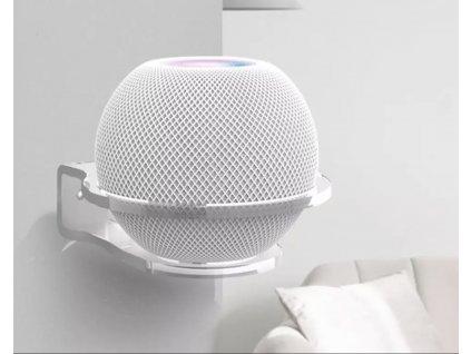 Průhledný držák do zdi na HomePod mini