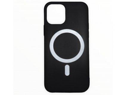 MagSafe obal pro iPhone 12 černý