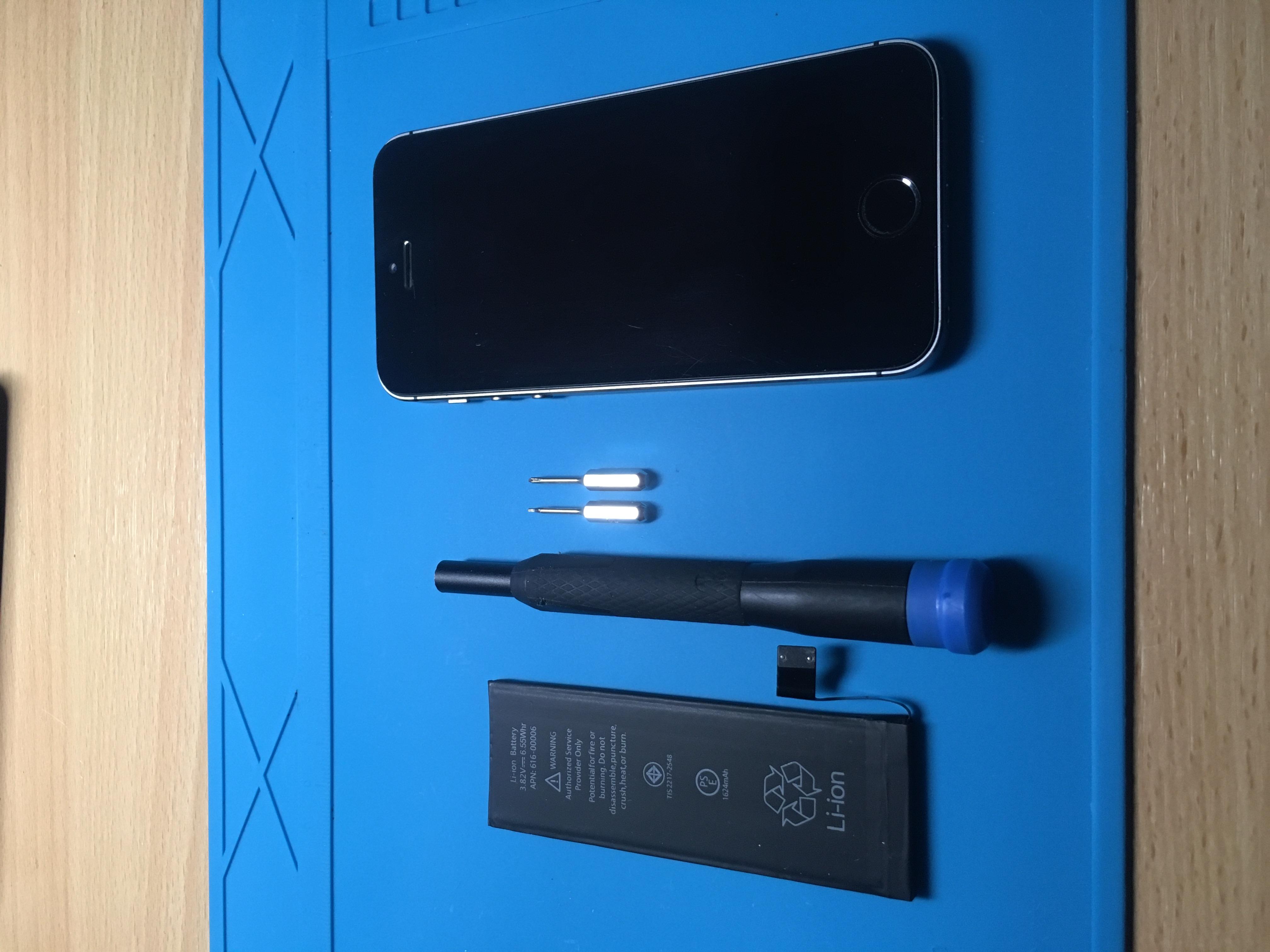 Výměna LCD v iPhonu