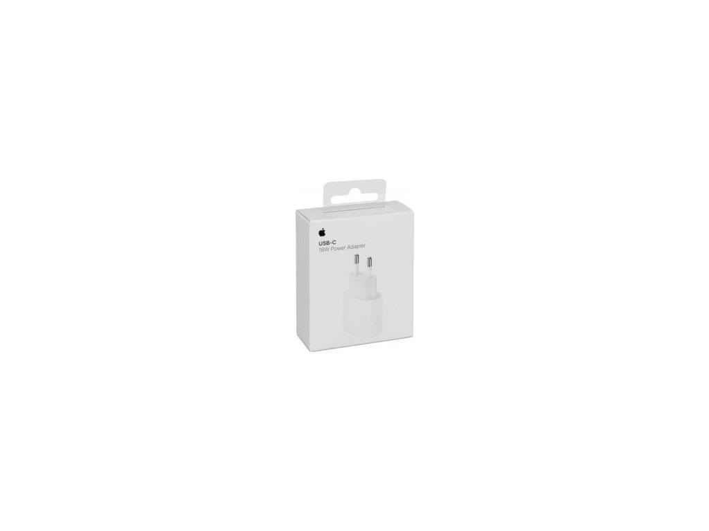 Napájecí adaptér Apple - USB-C 18W