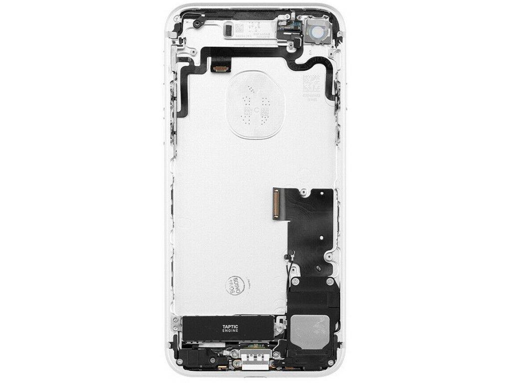iPhone 8 - Osazený kryt baterie Silver