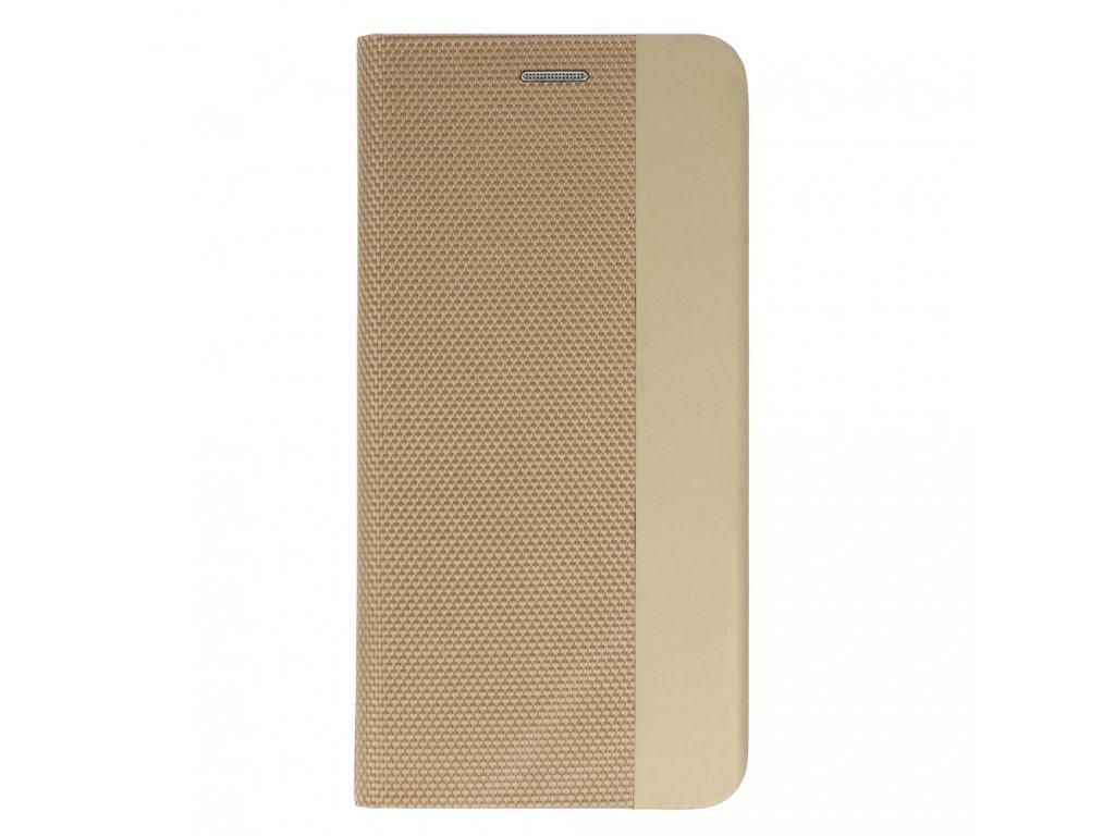Sensitive book zlatá - iPhone 7/8/SE 2020