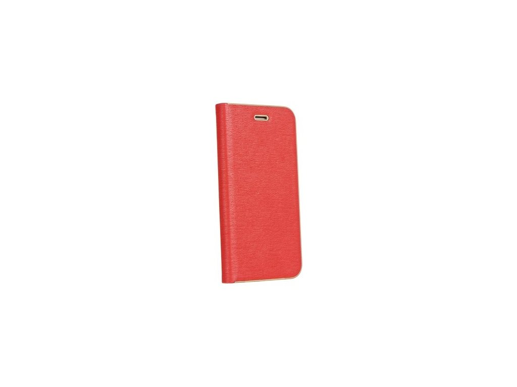 Luna Book červená - iPhone 7/8/SE 2020