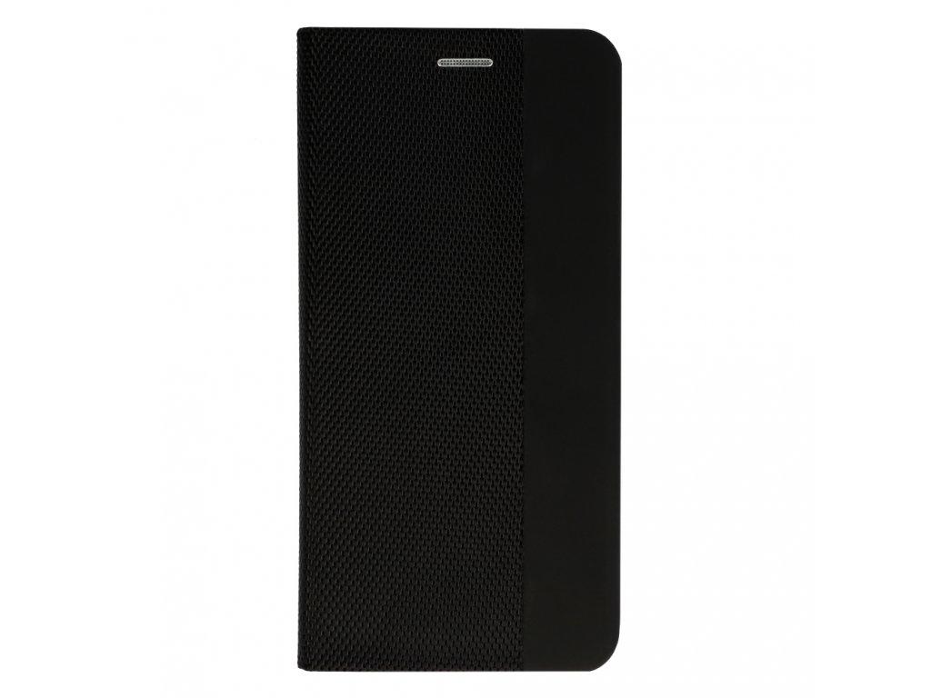 Sensitive book černá - iPhone 7/8/SE 2020