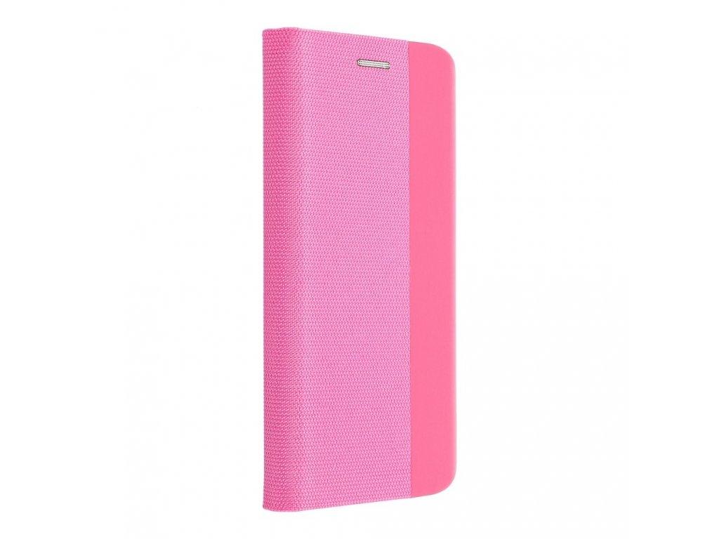 Sensitive book růžová - iPhone 7/8/SE 2020