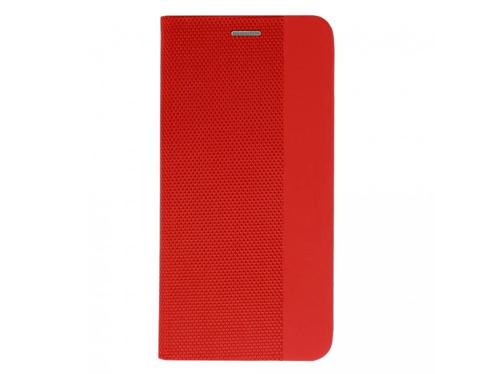 iPhone 12 Pro Max - Sensitive book červená