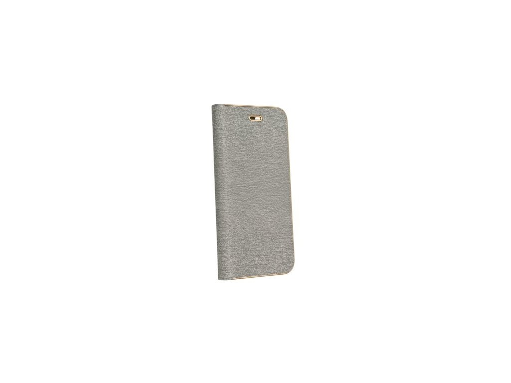 Luna Book šedá - iPhone 12 Pro Max