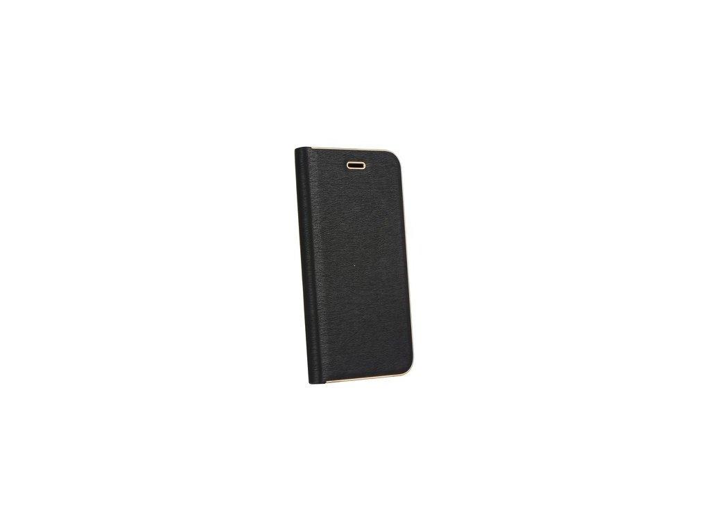 Luna Book černá - iPhone 7P/8P