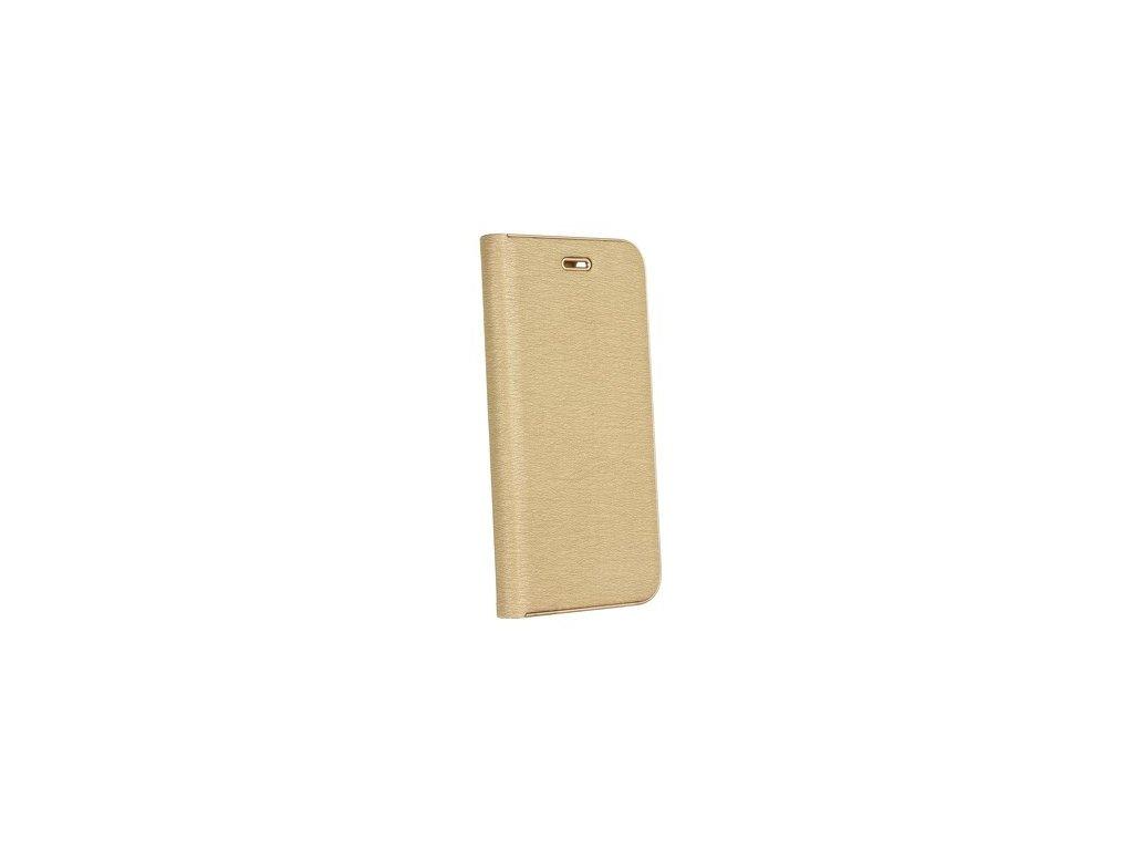 iPhone 7 Plus/8 Plus - Luna Book zlatá