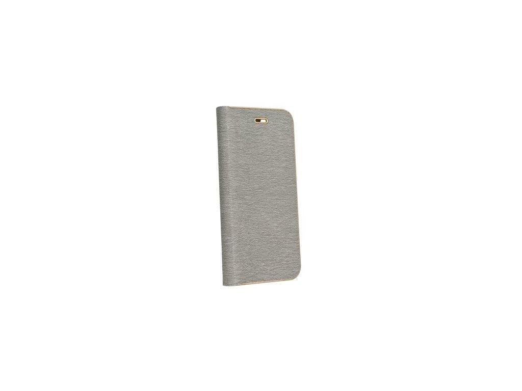 iPhone 7 Plus/8 Plus - Luna Book šedá