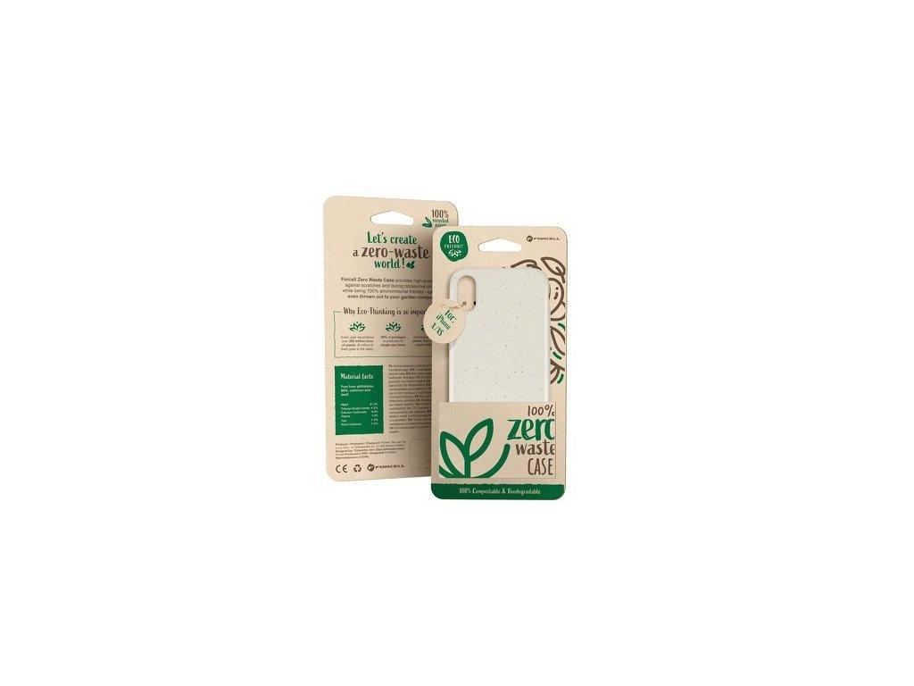 Zero waste pouzdro bílá - iPhone XR