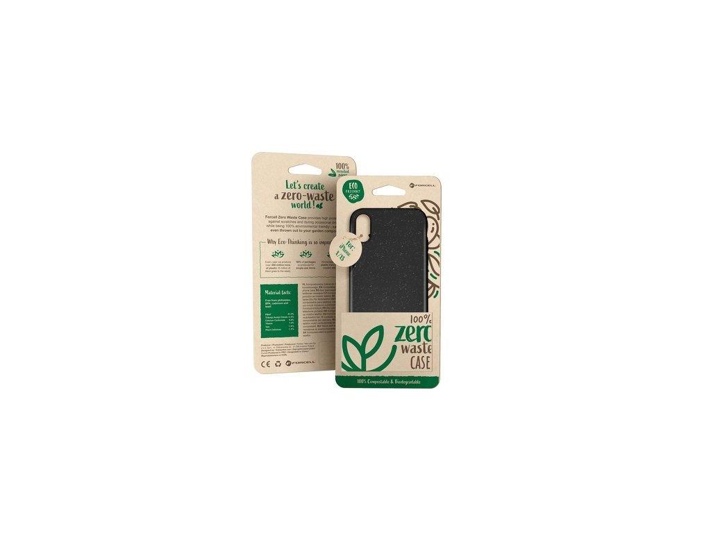 Zero waste pouzdro černá - iPhone 11